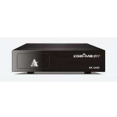 Zgemma H9T - 4K UHD Sat Receiver - DVB-T2/C - Stalker