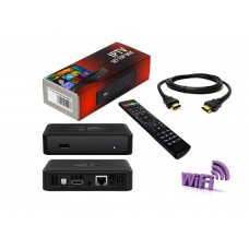 MAG 254 w1 IPTV/OTT Set-Top Box WiFi Built-in