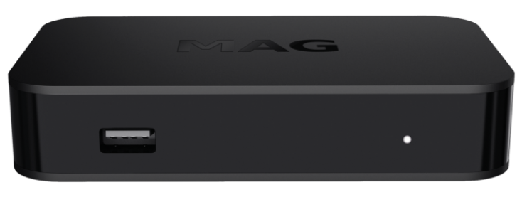 MAG 420 4k (322 UPGRADE)