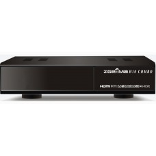 ZGEMMA H10 COMBO 4K, DVB-S2X+T2/C, WIFI ANDROID AND ENIGMA 2 IPTV