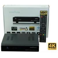 Zgemma H7S - 4K - 3 Tuners - 2 x DVB-S2X + 1 x DVB-T2/C